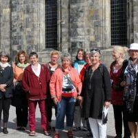 Vernissage im Domforum Lund