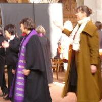 Gottesdienst zur Verabschiedung von Hanna Manser - Segenstanz
