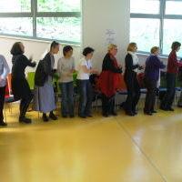 Gottesdienst zur Erföffnung der Frauenversammlung