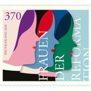 2020_Briefmarke_Frauen der Reformation