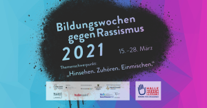 2021_Bildungswochen gegen Rassismus