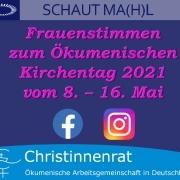 2021_ÖKT_Christinnenrat Schaut Ma(h)l
