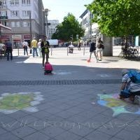 Kirchentag auf dem Weg Magdeburg