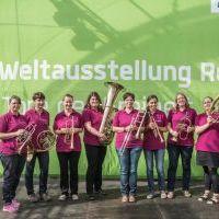 BrassFeminal  - Musik zum FrauenFestMahl