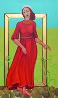 Maria steht auf