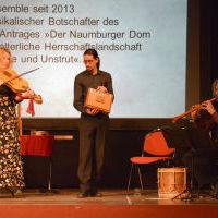 Frauentag Weißenfels: Montalbane Ensemble