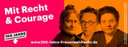 Kampagne Frauenwahlrecht