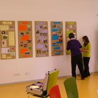 Gestaltung des Tagungssaales
