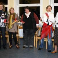 WGT-Vorbereitung Weimar 15.1.11 Festabend