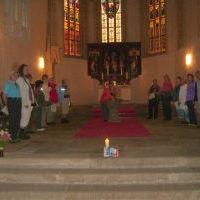 Pilgern zum Kirchentag