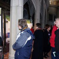 Besuch einer Frauengruppe der Partnerdiözese Lund