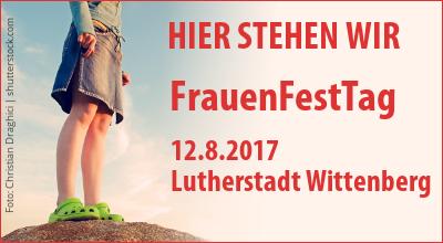 Banner FrauenFestTag