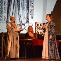 Frauentag Weißenfels: Anna von Sachsen und Margarethe von Watzdorf