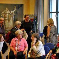 Impressionen aus den Bibelarbeiten: mit Lotta Geisler
