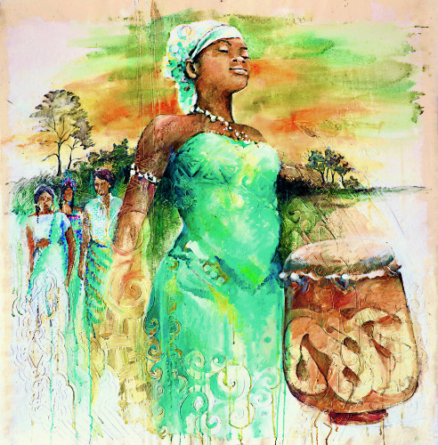 WGT 2018 Titelbild Surinam