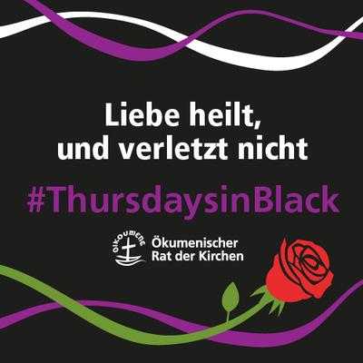 2019_Kampagne_Donnerstags in Schwarz_Rose Valentinstag