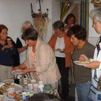 Gemeinsame Mahlzeit Kaliningrad 4