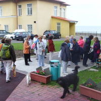 Aufbruch vom Sanatorium Kaliningrad 6