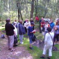 Arbeitseinsatz auf dem Friedhof Kaliningrad 8