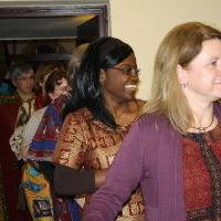 Frauen Beim Tanz, WGT-Vorbereitung 2010