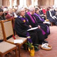 Gottesdienst in der Marktkirche