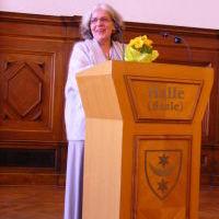 Hanna Manser  - Verabschiedung aus ihrem Amt als leitende Pfarrerin der EFiM